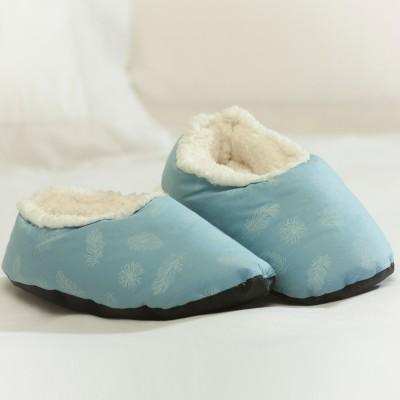 Slip-on Down Slippers