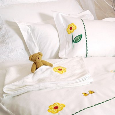 Baby Cot All Season Down Duvets - 4.5 + 10.5 tog Combo