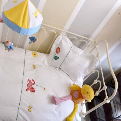 Baby Cot Winter Down Duvets - 13.5 tog