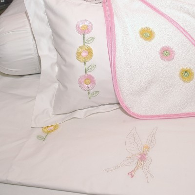 Baby Cot Summer Duvets. Ultimate Quality Hungarian Goose Down (Tog 4.5)