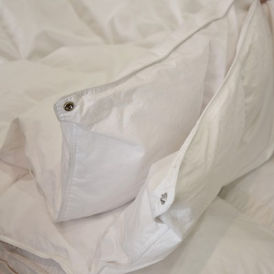 Hungarian Goose Down 'Clip-On Combo' All Seasons Duvets - Tog heat rating of 15