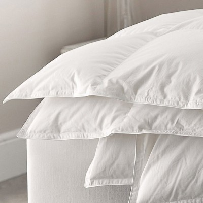 Hungarian Goose Down Summer Duvets - Tog heat rating of 4.5