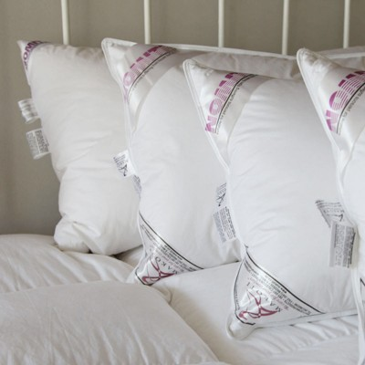 """""""Dinkum"""" Feather and Down Pillows"""