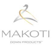 Makoti Down Products